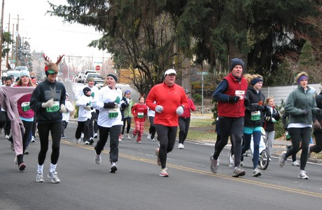 jingle bell run in bend oregon