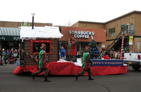 Bend Oregon Christmas Parade