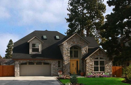 Simply irresistible home in bend oregon for House plans bend oregon