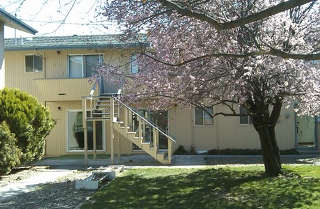 Lovely Pine Terrace Apartment in Redmond . . . a bargain at $395 per month; call Marr Management at 541-923-8222 for details