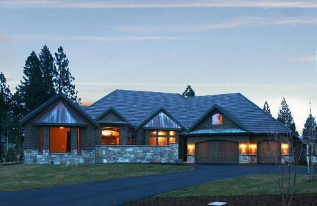 New construction on Tam Lake Court  . . . Broken top homes for sale