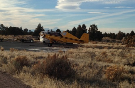 RAC--Rural Airport Community in Bend Oregon
