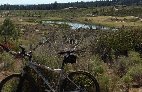 Land is hot in Bend Oregon