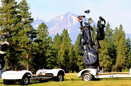 Post image for GolfBoarding at Tetherow