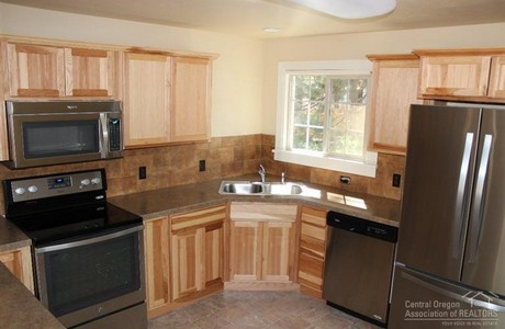 Remodeled kitchen in DRW
