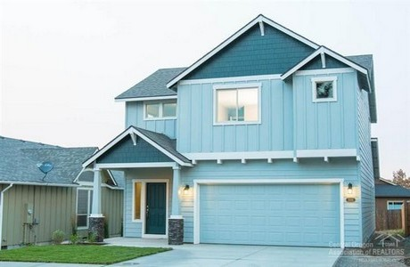 New construction in Bend . . . median price hovers at $295,635