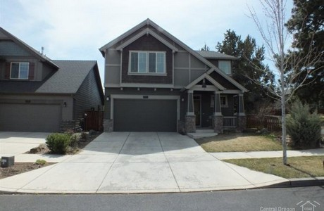 Median priced home in Bend Oregon in February--$293,000