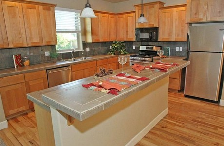 Kitchen of home sold by Sandy Kohlmoos