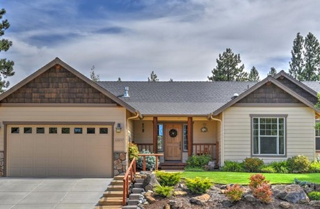 Median price in Bend is $370,000