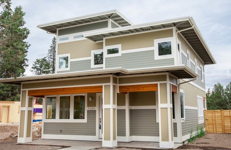 Usonian design in Bend sold by Sandy Kohlmoos