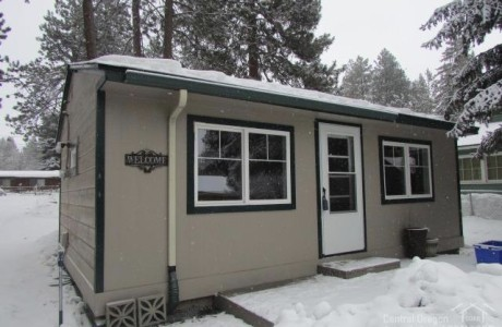 Tiny home in Bend Oregon