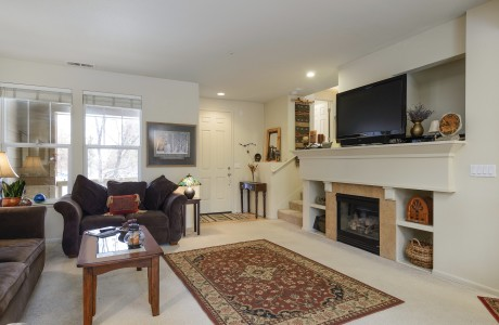 Townhome in the Old Mill; listed by Sandy Kohlmoos