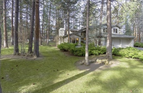 Sandy Kohlmoos sold this home nestled in the pines at Mountain High