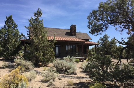 Cabin sold by John and Sandy Kohlmoos