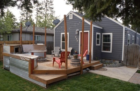 Most affordable house in bend Oregon