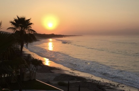 Sunrise in Punta de Mita